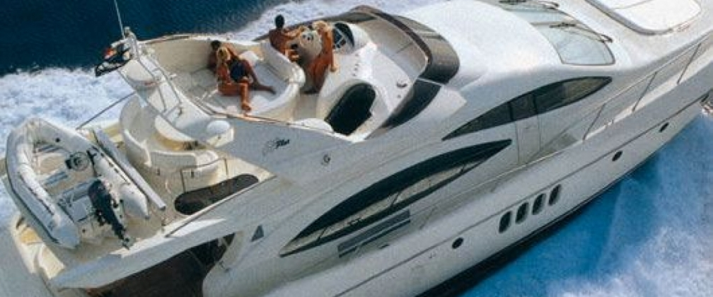M/Y DONE DEAL,Azimut..
