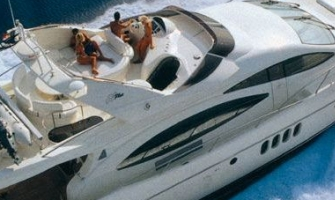 M/Y DONE DEAL,Azimut